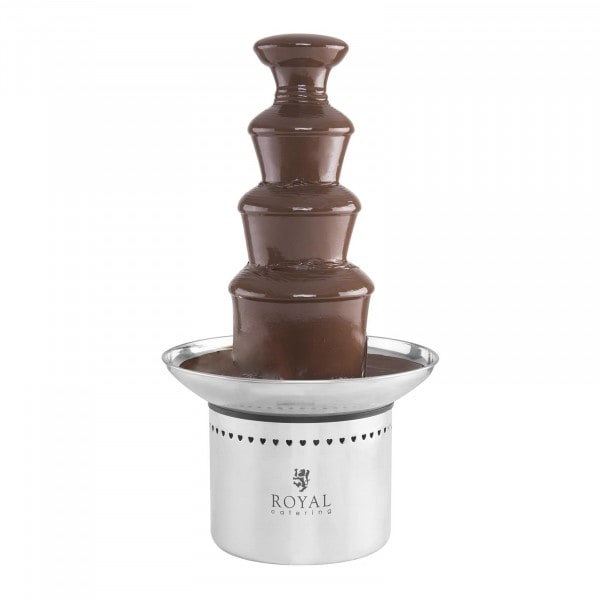 Sjokoladefontene - 4 nivåer - 6 kg