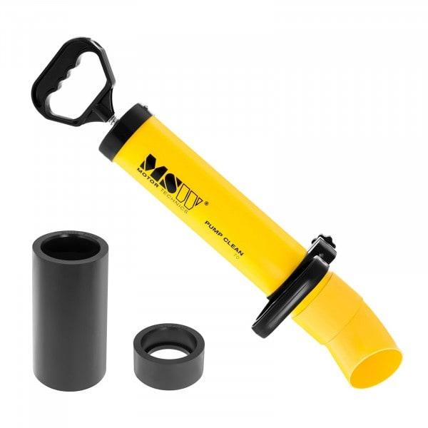 B-varer Pipe cleaning pump - 70 mm inside diameter