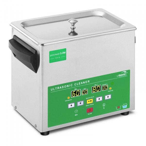 Ultralydrenser - 3 Liter - 80 W - Memory-Quick Eco