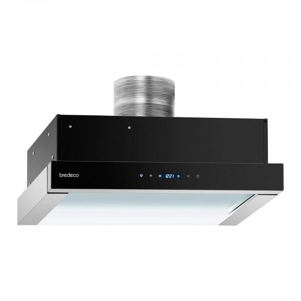 B-varer Integrert kjøkkenventilator - 60 cm - 301.6 m³/t - Touch display