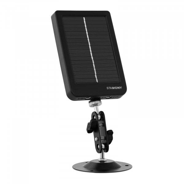 B-varer Solcellepanel til viltkamera - 7 V - inkl. tilbehør