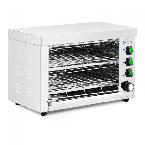 Salamandergrill - 3 250 W - 50 - 300 °C